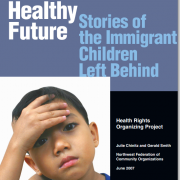 Healthy Future Stories of the Immigrant Children Left Behind
