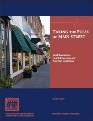 Taking the Pulse of Main Street