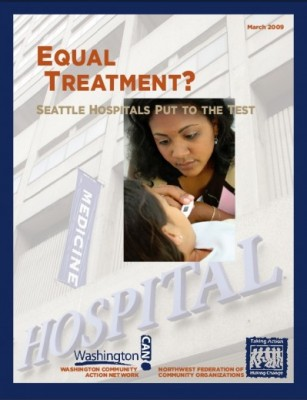 Equal Treatment? Seattle Hospitals Put to the Test