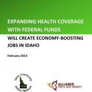 Idaho health jobs cover