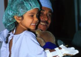 Little girl Medicaid Crop