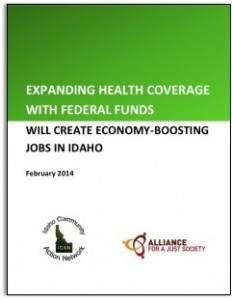 Medicaid report jobs