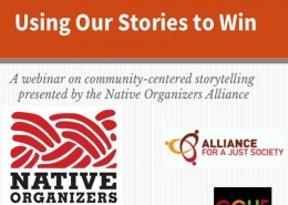 native organizing webinar