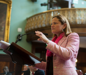 New York City Council Speaker Melissa Mark-Viverito. Photo by NYC Council/William Alatriste