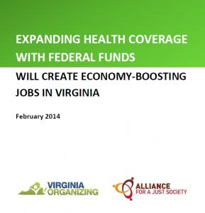 expanding health coverage virginia