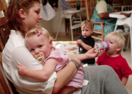 Child Care costs