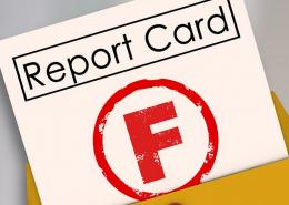 Report card failing jpeg