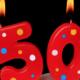 Medicaid 50 birthday candles