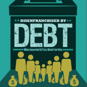 Disenfranchised by debt cover