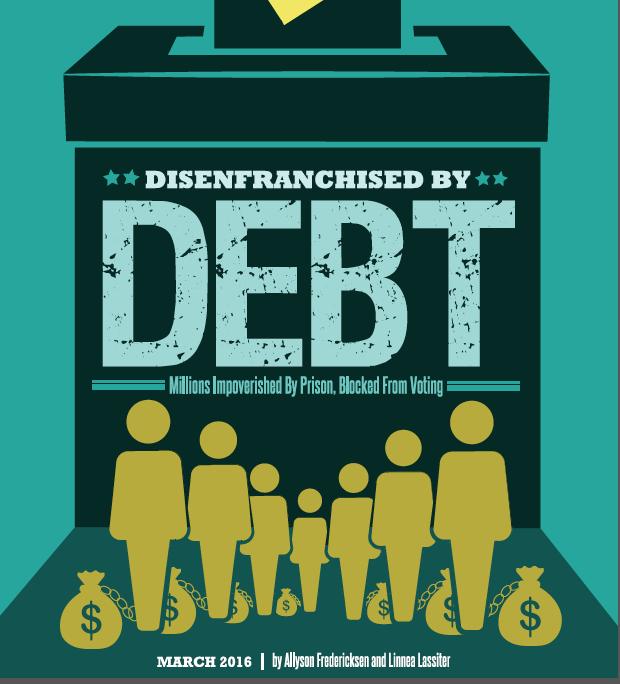 Disenfranchised by Debt